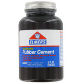Elmer's No Wrinkle Rubber Cement -  8 Ounce